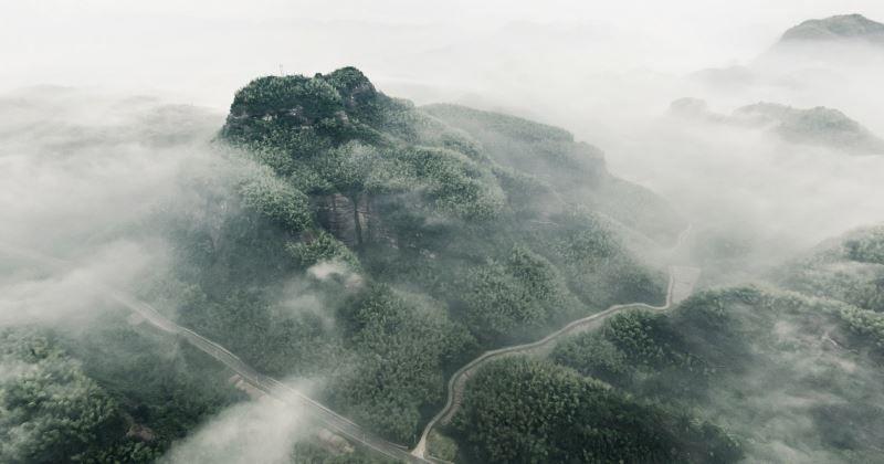 Flying Ink of Tianshan Mountain