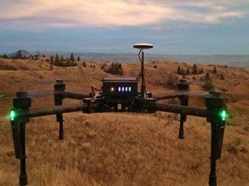 DJI Matrice Hummingbird Drones