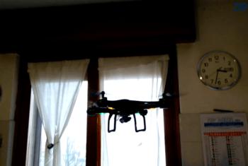 In volo nella cucina del Masali