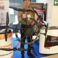 Il grande drone esarotore NT6
