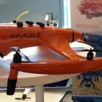 Drone anfibio Airvision Seagle