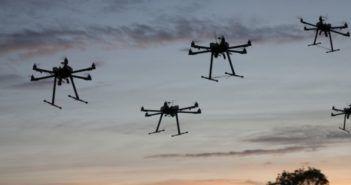 droni-in-volo