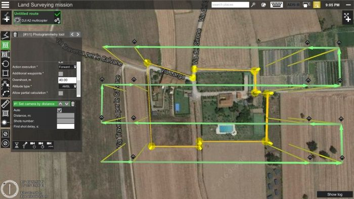 UgCS_drone_Photogrammetry