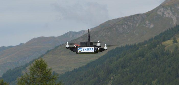 drone-sherpa-in-volo