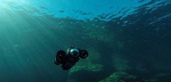 drone subacqueo archeorov