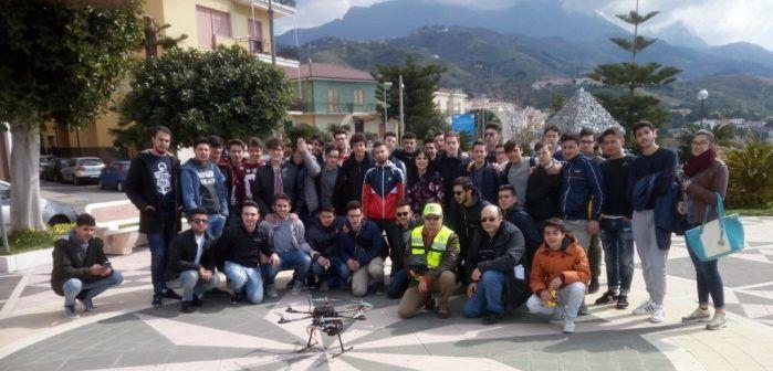 drone-topografi-istituto-tecnico-diamante