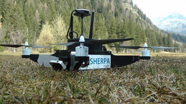droni-sherpa-a-terra
