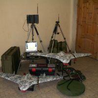 Il drone russo Eleron 3-sv