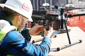 M200, il primo drone industriale targato DJI