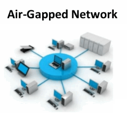 schema air gap network
