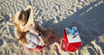 DJI Spark Beach Small