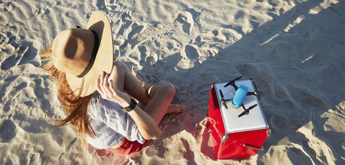 Da giovedì prossimo spiagge chiuse ai droni. Si riapriranno il 30 settembre