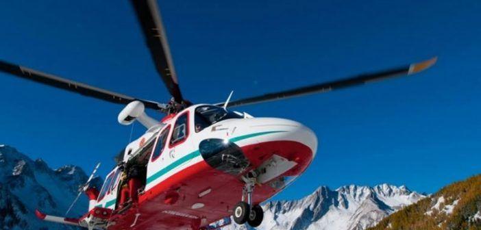 drone ostacola elisoccorso piste da sci