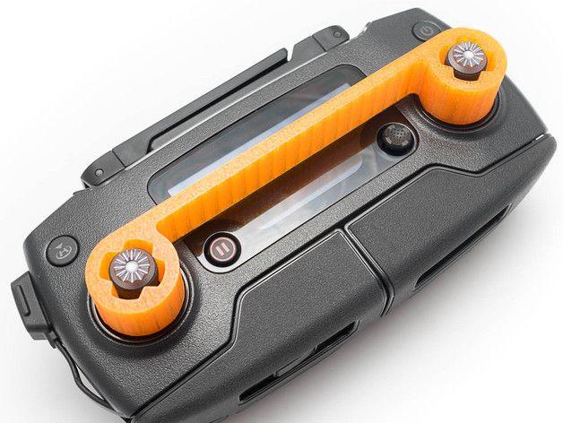 protezione-stick-drone-dji-mavic-stampa-3d