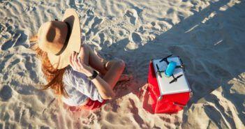 DJI Spark Beach
