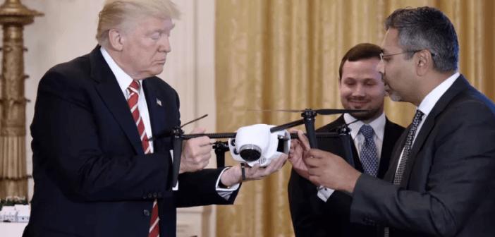 L'industria americana dei droni chiede a Trump più regole