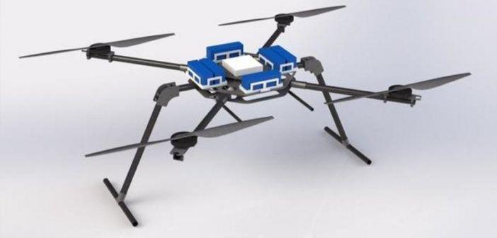 pbkopter drone antizanzare