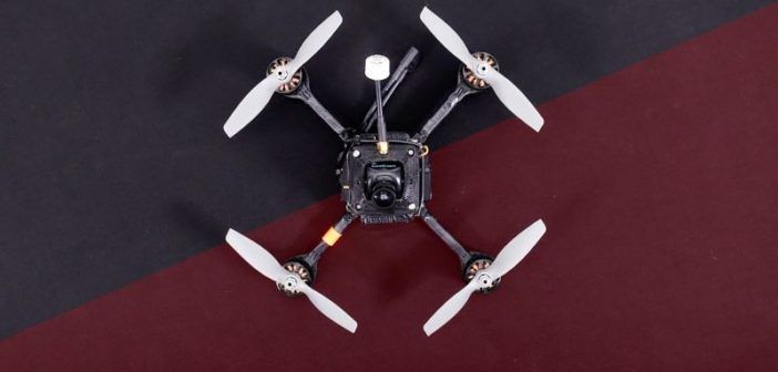 DRL Racer X drone