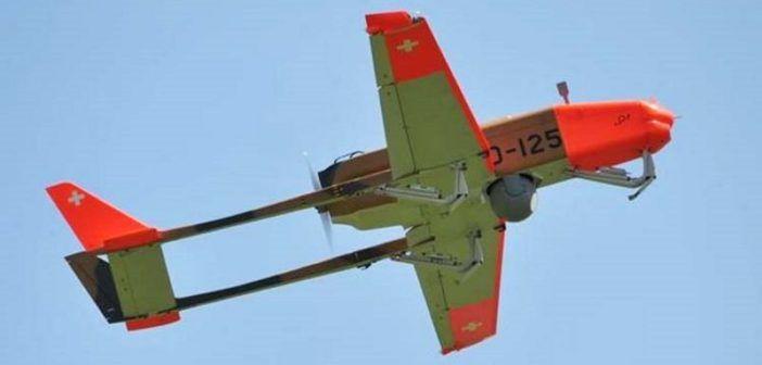 droni confine svizzero ADS-95 Ranger