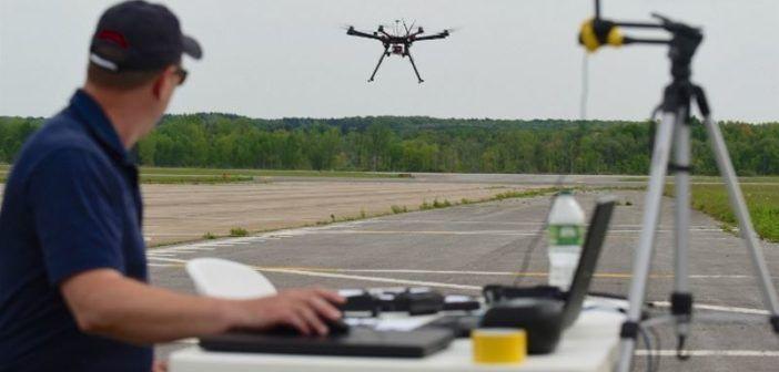 nasa finanzia sistema per tracciare droni