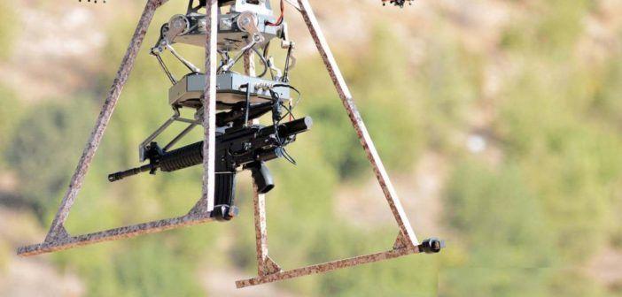 Droni commerciali armati, ora si fa sul serio