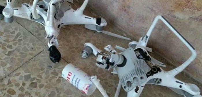 drone-abbattuto