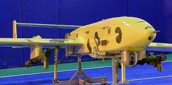 il drone iraniano Sadegh 1