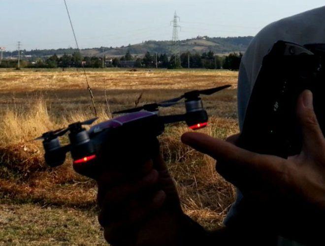 sensori-frontali-anti-collisione-drone-dji-spark