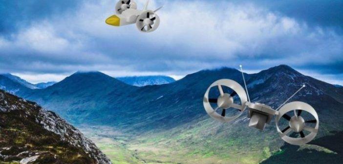 sky hopper drone