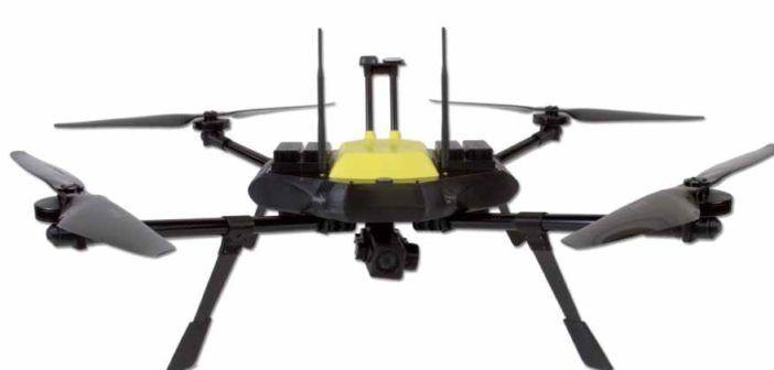 Stealth-01 un drone silenzioso, per missioni di sorveglianza, prodotto in Italia