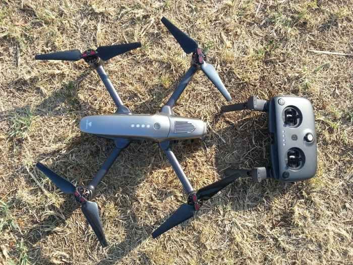 drone-walkera-vitus-e-radio-a-terra