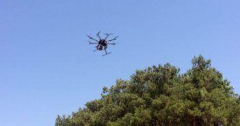 droni foreste urbane 4.0