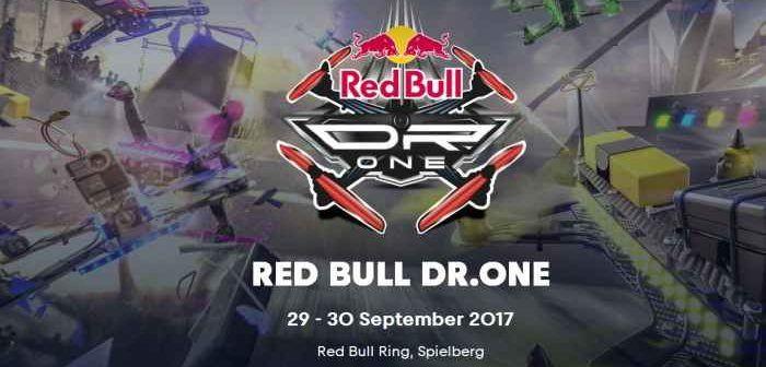 Red Bull DR.ONE i droni da corsa in Austria a fine settembre
