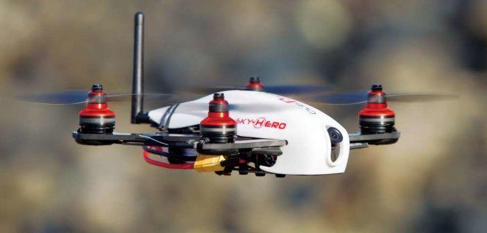 Lodi: Spostata indoor la gara dei droni racer del 22 ottobre