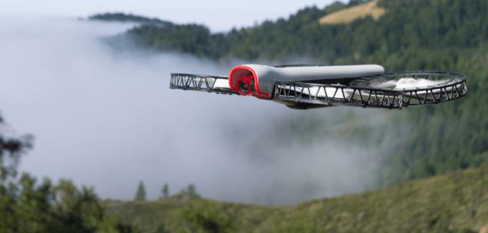 CNN: grazie a un drone super sicuro, potrà volare sulla folla. La strada per i droni inoffensivi è aperta