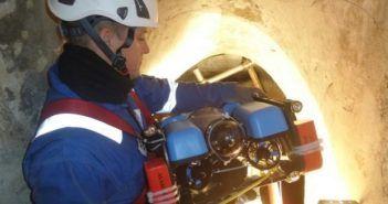 acquedotto pugliese usa drone subacqueo per rete idrica