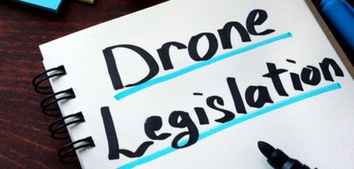 novità leggi uk sui droni