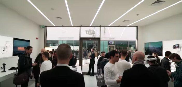 DJI Store Milano, si conferma un trend di crescita e soddisfazione