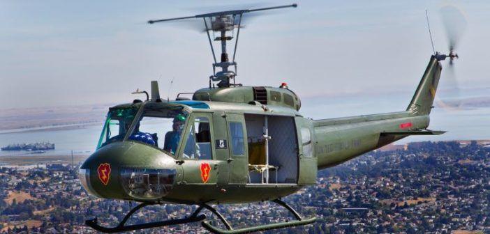 marine adattano elicottero a drone