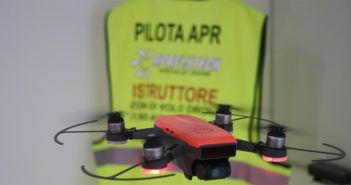 Diventa pilota professionista di droni a Milano con lo sconto DronEzine (e volendo paghi a rate)