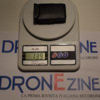 peso della batteria del drone DJI Mavic Air: 139 grammi
