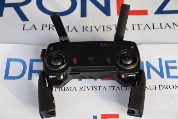 controller del drone DJI Mavic Air