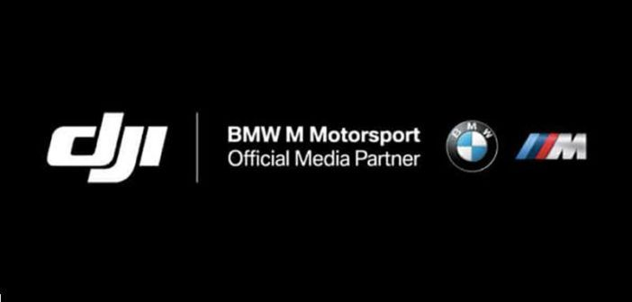 dji partner bmw motorsport