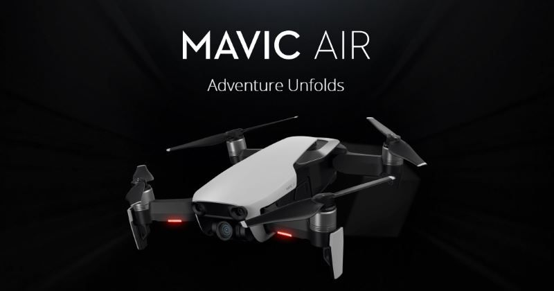faq mavic air curiosita