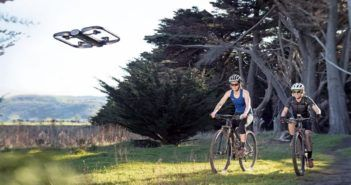Skydio R1, l'avanzatissimo drone con 13 telecamere made in USA