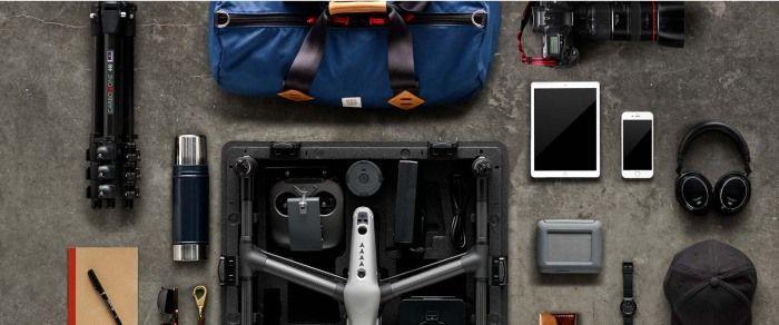 lacie dji copilot sistema archiviazione foto per droni e videomaker