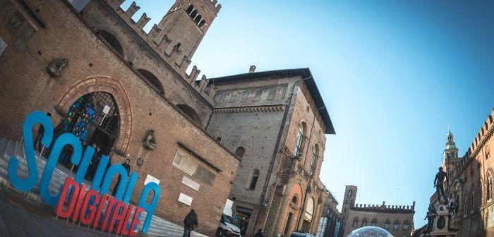 Droni da FPV racing, ma non solo in Piazza Maggiore a Bologna