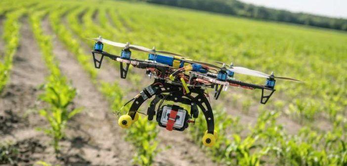 studio droni agricoli oltre 1 miliardo dollari 2024