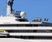 Il sistema anti-drone di Abramovich perde la battaglia contro un Phantom?