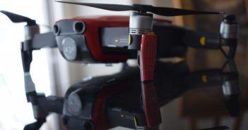 drone DJI Mavic Air aggiornamento firmware